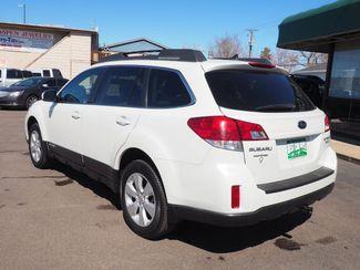 2011 Subaru Outback 2.5i Prem AWP/HK Aud Englewood, CO 7