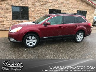 2011 Subaru Outback 2.5i Limited Pwr Moon/Nav Farmington, MN