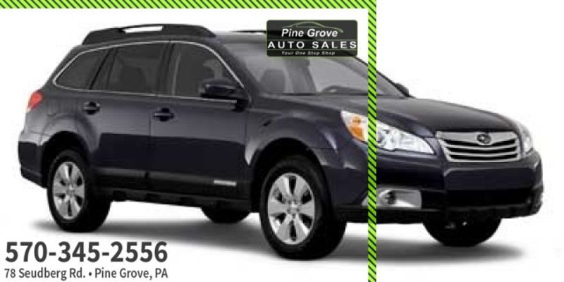 2011 Subaru Outback 2.5i Prem AWP/HK Aud   Pine Grove, PA   Pine Grove Auto Sales in Pine Grove, PA