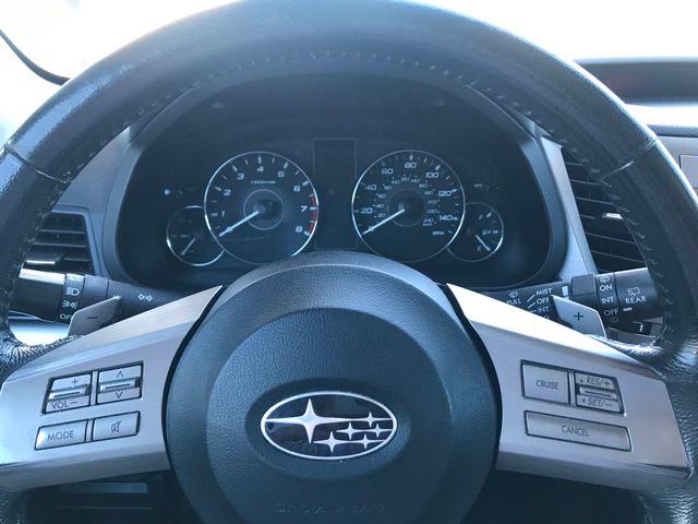 2011 Subaru Outback 2.5i Prem AWP Ravenna, Ohio 10