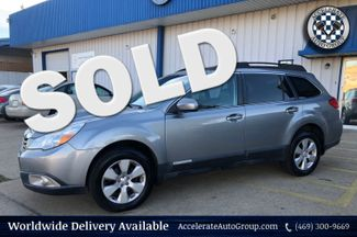 2011 Subaru Outback 2.5i Limited Pwr Moon/Nav in Rowlett