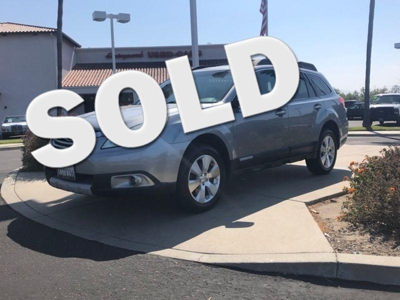 2011 Subaru Outback 3.6R Limited Pwr Moon/Nav | San Luis Obispo, CA | Auto Park Sales & Service in San Luis Obispo CA