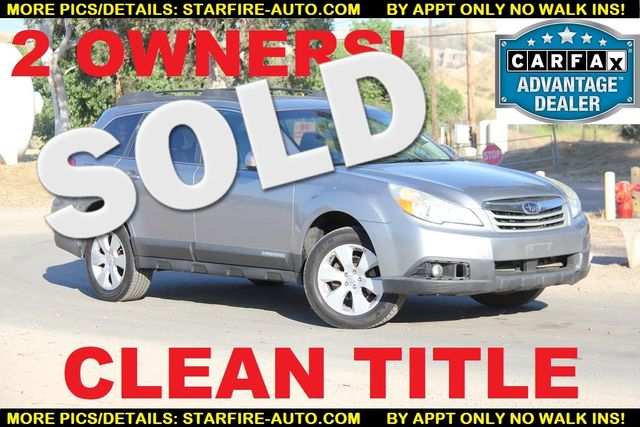 2011 Subaru Outback 2.5i Prem AWP Santa Clarita, CA