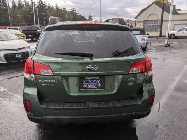 2011 Subaru Outback 2.5i Prem AWP in Tacoma, WA 98409