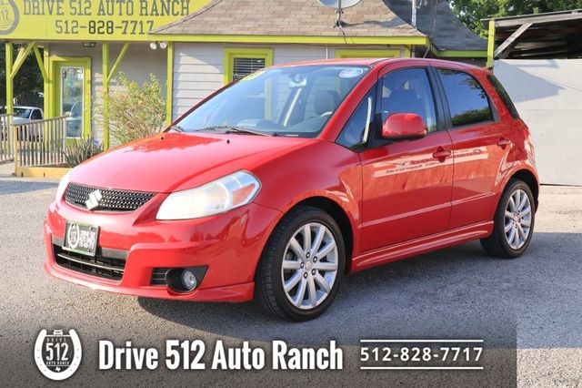 2011 Suzuki SX4 GAS SAVER NICE CAR in Austin, TX 78745