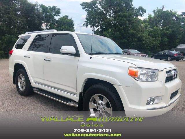 2011 Toyota 4Runner SR5 with 3rd Row