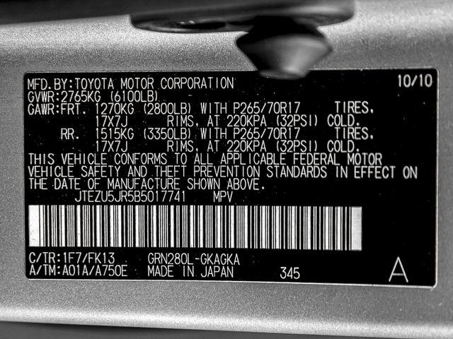2011 Toyota 4Runner SR5 Burbank, CA 29