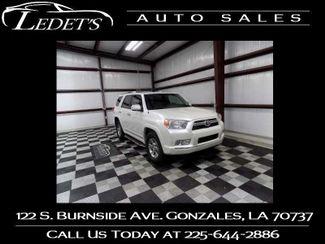 2011 Toyota 4Runner SR5 - Ledet's Auto Sales Gonzales_state_zip in Gonzales