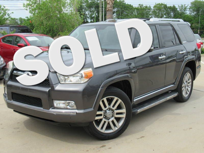 2011 Toyota 4Runner Limited | Houston, TX | American Auto Centers