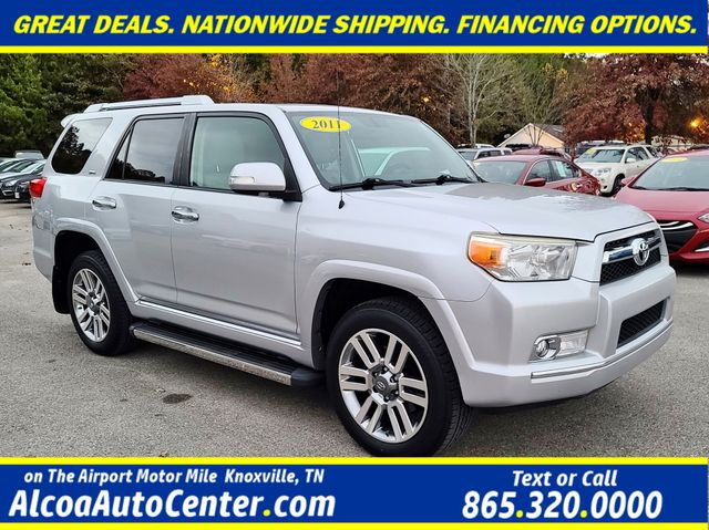 2011 Toyota 4Runner SR5 4X4 PREMIUM PKG W/LEATHER/SUNROOF/20""