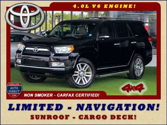 2011 Toyota 4Runner Limited 4X4- NAVIGATION - SUNROOF - HEATED LEATHER Mooresville , NC
