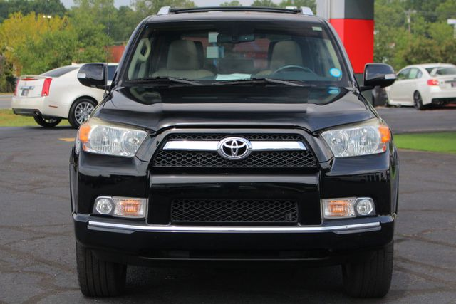 2011 Toyota 4Runner Limited 4X4- NAVIGATION - SUNROOF - HEATED LEATHER Mooresville , NC 17