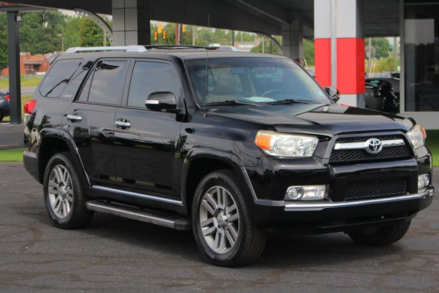 2011 Toyota 4Runner Limited 4X4- NAVIGATION - SUNROOF - HEATED LEATHER Mooresville , NC 23