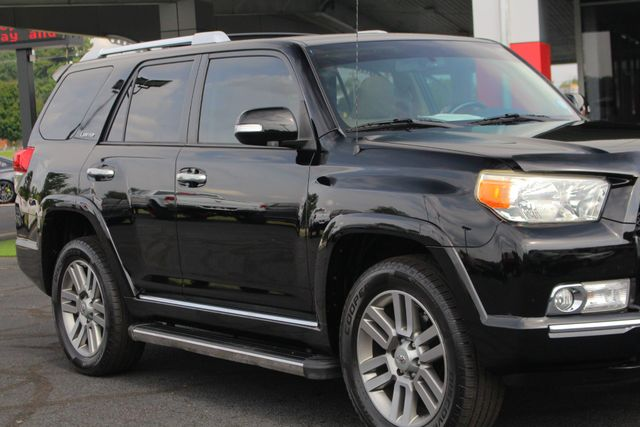 2011 Toyota 4Runner Limited 4X4- NAVIGATION - SUNROOF - HEATED LEATHER Mooresville , NC 25