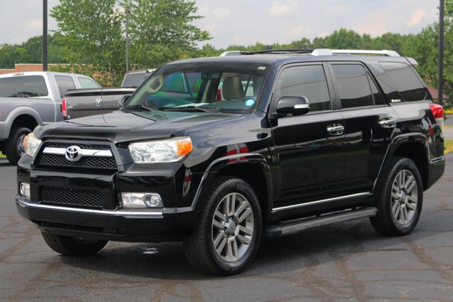 2011 Toyota 4Runner Limited 4X4- NAVIGATION - SUNROOF - HEATED LEATHER Mooresville , NC 24