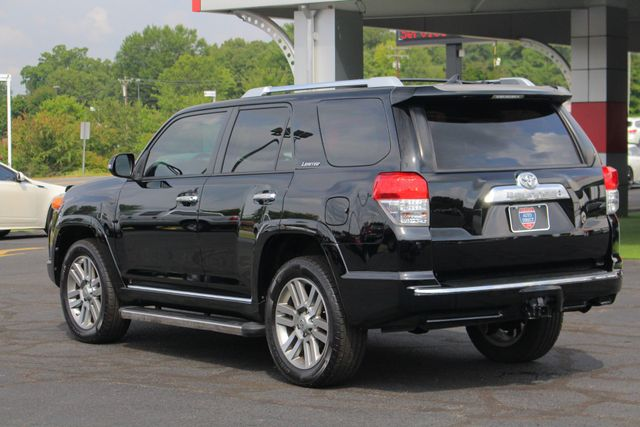 2011 Toyota 4Runner Limited 4X4- NAVIGATION - SUNROOF - HEATED LEATHER Mooresville , NC 28