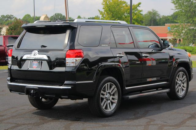 2011 Toyota 4Runner Limited 4X4- NAVIGATION - SUNROOF - HEATED LEATHER Mooresville , NC 27