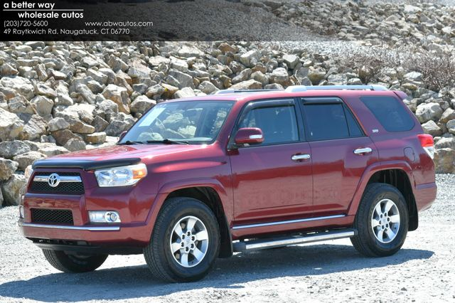 2011 Toyota 4Runner SR5 Naugatuck, Connecticut