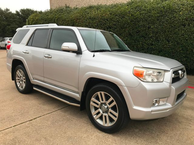 2011 Toyota 4Runner Limited w/Navigation/Sunroof/36 Svc History Record