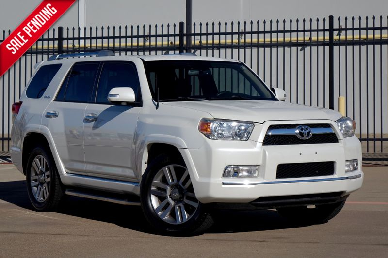 2011 Toyota 4Runner Limited* NAV* BU Cam* Sunroof* One Owner***   Plano, TX   Carrick's Autos in Plano TX