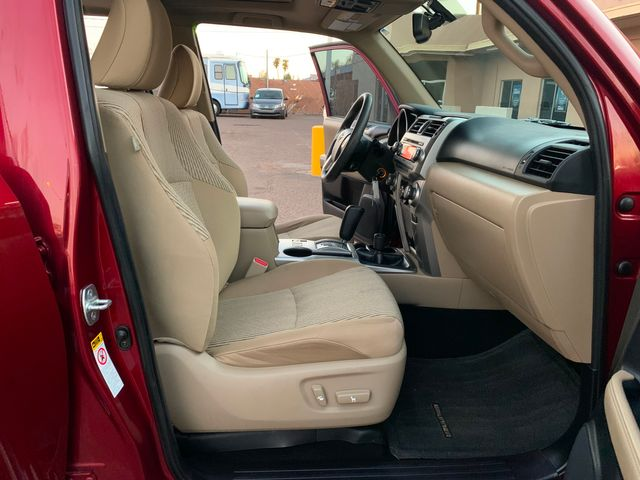 2011 Toyota 4Runner SR5 4x4 3 MONTH/3,000 MILE NATIONAL POWERTRAIN WARRANTY Mesa, Arizona 14