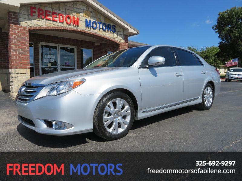 2011 Toyota Avalon    Abilene, Texas   Freedom Motors  in Abilene Texas