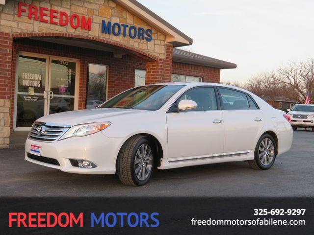 2011 Toyota Avalon Limited | Abilene, Texas | Freedom Motors  in Abilene,Tx Texas
