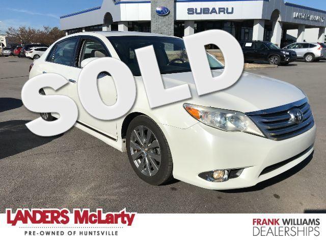 2011 Toyota Avalon Limited | Huntsville, Alabama | Landers Mclarty DCJ & Subaru in  Alabama
