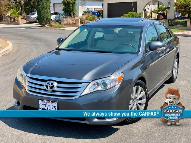 2011 Toyota AVALON LIMITED 42K MLS AUTOMATIC SERVICE RECORDS NEW TIRES