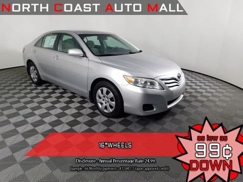 2011 Toyota Camry LE in Cleveland, Ohio