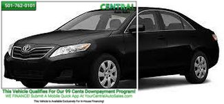 2011 Toyota Camry in Hot Springs AR