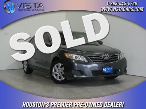 2011 Toyota Camry LE in Houston, Texas