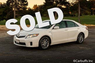 2011 Toyota Camry Hybrid    Concord, CA   Carbuffs in Concord