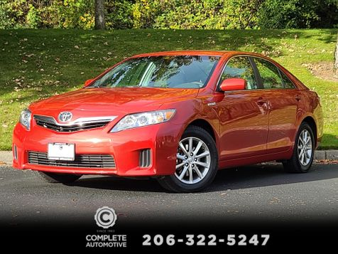 2011 Toyota Camry Hybrid  Heated Leather Navigation Rear Camera Moon Roof in Seattle
