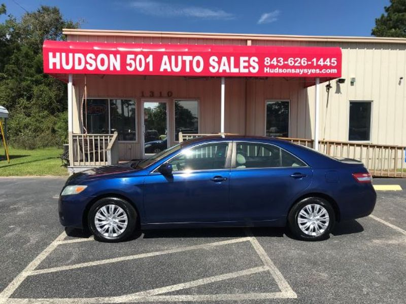2011 Toyota Camry LE 6-Spd AT | Myrtle Beach, South Carolina | Hudson Auto Sales in Myrtle Beach South Carolina