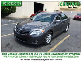 2011 Toyota CAMRY/SD    Hot Springs, AR   Central Auto Sales in Hot Springs AR