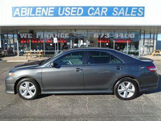 2011 Toyota CAMRY SE   Abilene TX  Abilene Used Car Sales  in Abilene, TX