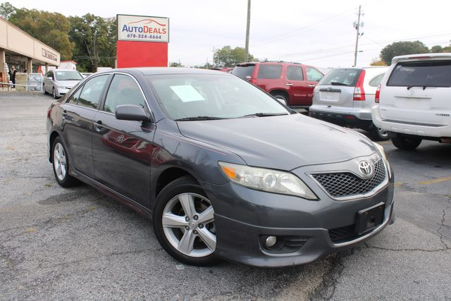 2011 Toyota CAMRY SE in Mableton, GA 30126