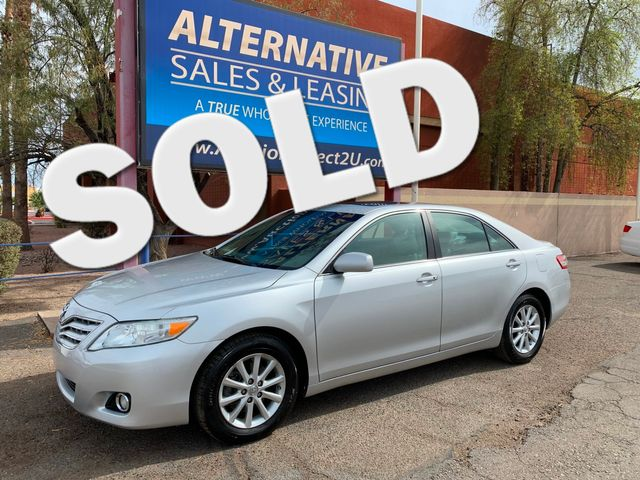 2011 Toyota Camry XLE - LOW MILES 3 MONTH/3,000 MILE NATIONAL POWERTRAIN WARRANTY Mesa, Arizona