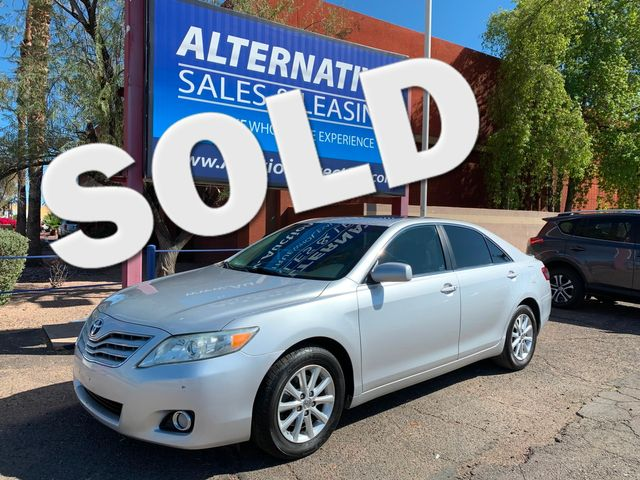 2011 Toyota Camry XLE 3 MONTH/3,000 MILE NATIONAL POWERTRAIN WARRANTY Mesa, Arizona