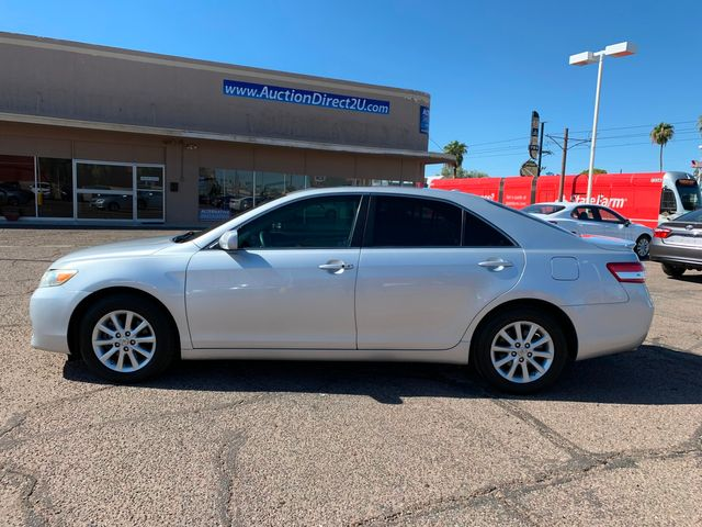 2011 Toyota Camry XLE 3 MONTH/3,000 MILE NATIONAL POWERTRAIN WARRANTY Mesa, Arizona 1