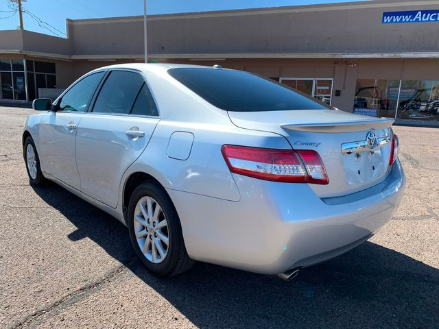 2011 Toyota Camry XLE 3 MONTH/3,000 MILE NATIONAL POWERTRAIN WARRANTY Mesa, Arizona 2