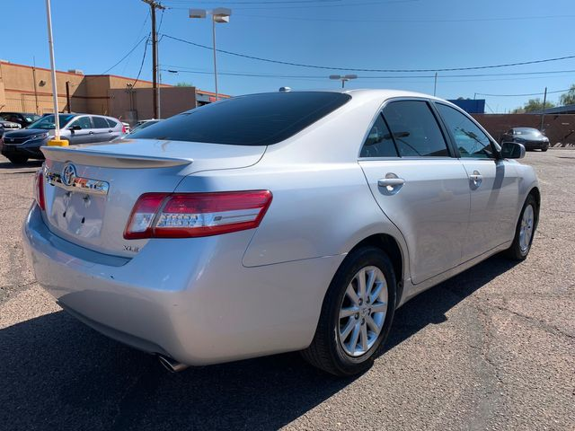2011 Toyota Camry XLE 3 MONTH/3,000 MILE NATIONAL POWERTRAIN WARRANTY Mesa, Arizona 4