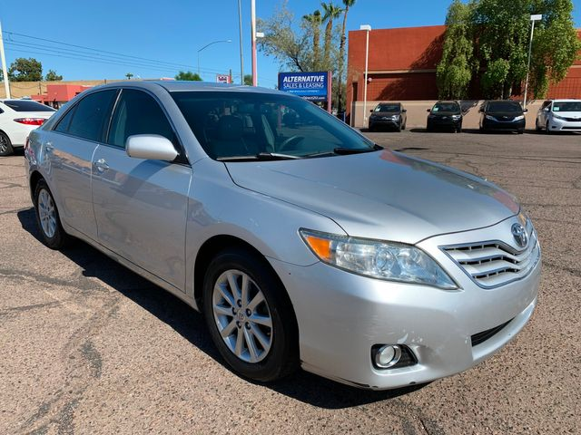 2011 Toyota Camry XLE 3 MONTH/3,000 MILE NATIONAL POWERTRAIN WARRANTY Mesa, Arizona 6