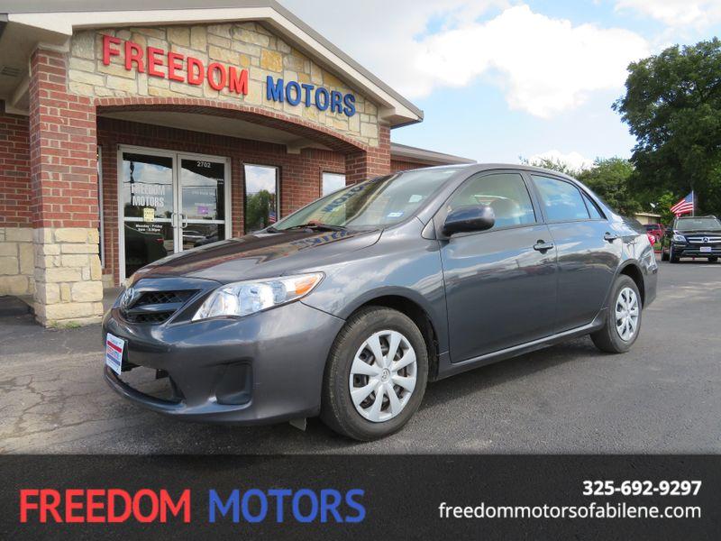 2011 Toyota Corolla LE | Abilene, Texas | Freedom Motors In Abilene Texas