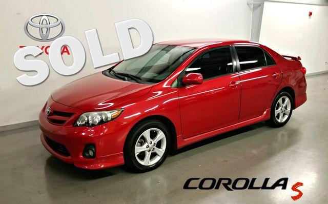 2011 Toyota Corolla AUTOMATIC 1 FLORIDA OWNER  S SPORT | Palmetto, FL | EA Motorsports in Palmetto FL