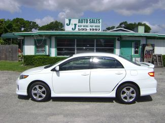 2011 Toyota COROLLA S in Fort Pierce, FL 34982