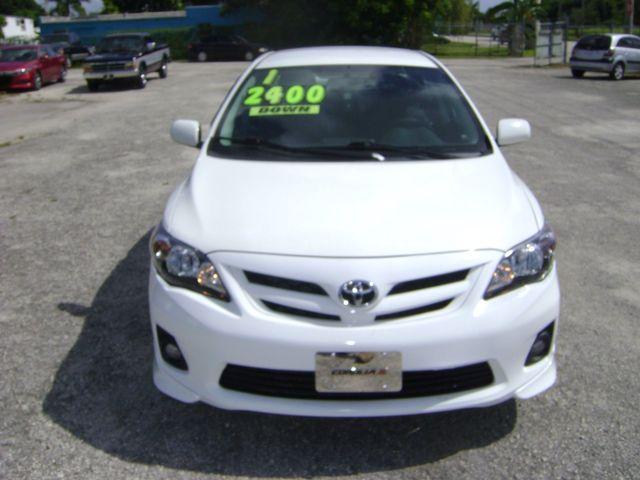 2011 Toyota COROLLA S in Fort Pierce, FL 34982