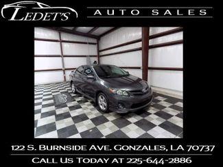 2011 Toyota Corolla S - Ledet's Auto Sales Gonzales_state_zip in Gonzales