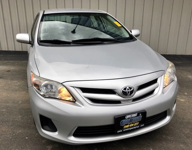 2011 Toyota COROLLA BASE in Harrisonburg, VA 22801